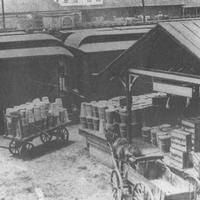 Vegetable Shipments in Refrigerated Boxcars