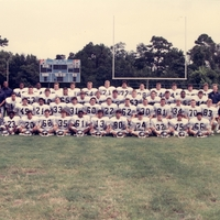 Lake Howell High School Football Squad, 1987