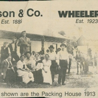 Nelson & Co. and Wheeler Advertisement