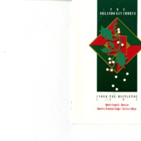 Under the Mistletoe, December 16 & 17, 1995