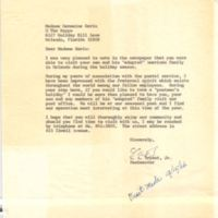 Letter from Lucius A. Bryant, Jr. to Germain Gerin (December 12, 1966)