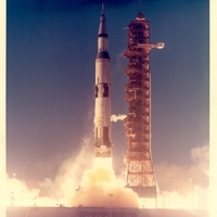 Apollo 4 Launch