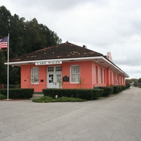 Lake Wales Atlantic Coast Line Railroad Depot and Lake Wales Depot Museum