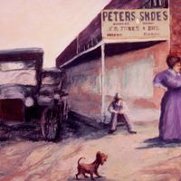 Peters Shoes by Bettye Reagan, 2001