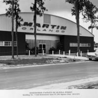Temporary Glenn L. Martin Company Facility
