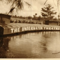 Exterior of Underwater Theater at Weeki Wachee Springs State Park