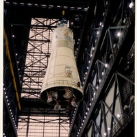 Apollo Command/Service Module and Lunar Module