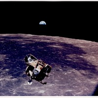 Apollo 11's Ascent From the Moon