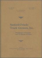 Sanford-Oviedo Truck Growers, Inc. Advertisement