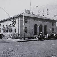 Federal Building, 1933