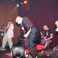 Gargamel! at The Social, 2003