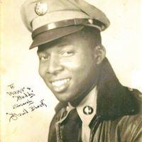 Korean War Veteran David Harry Black