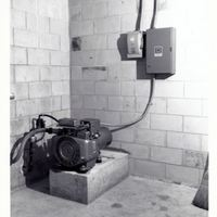 Onan Corporation Generator at Travelodge Orlando-Sky Lake