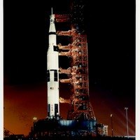 Apollo 8 on Launch Pad 39A