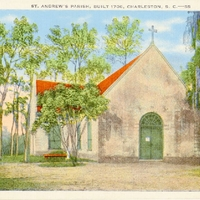 St. Andrew's Parish Postcard