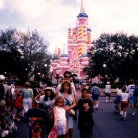 25th Anniversary at Magic Kingdom