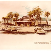 Artist's Renderings for the Florida Mall