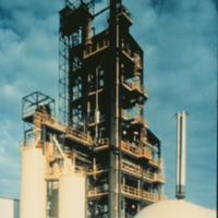 Westinghouse Synthetic Gas Process Development Unit