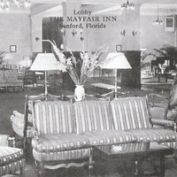 Mayfair Inn Lobby