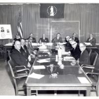 U.S. Post Office Advisory Board Meeting, 1968