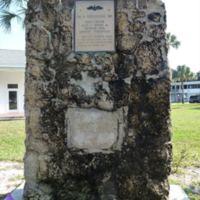 World War II Veteran Memorial at Bull Memorial Park