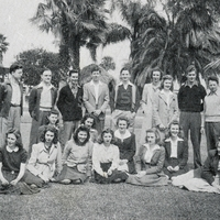 Seminole High School SALLY Staff, 1942