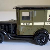 Replica Mail Truck
