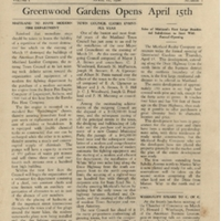 The Maitland News, Vol. 01, No. 01, April 12, 1926