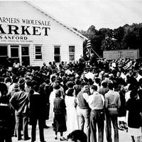 Dedication of the First State Farmers' Wholesale Market