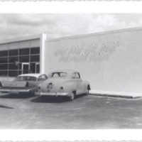 Dixie Village Post Office, 1958