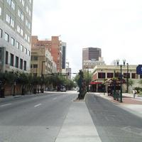 Orange Avenue and Central Boulevard, 2001
