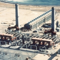Southern California Edison Company's Coolwater PACE 520 Power Plant