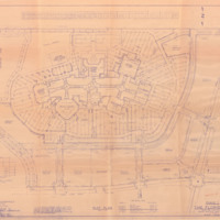 Florida Mall Plot Plan, 1984