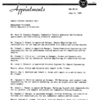 Memorandum from Thomas E. Campbell (June 24, 1988)