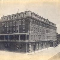 San Juan de Ulloa Hotel, 1940