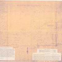 Sky Lake Drainage Map, 1973