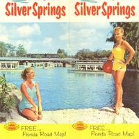 Florida's Famed Underwater Fairyland...Silver Springs